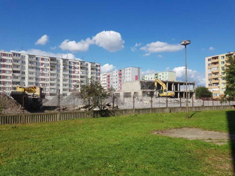 Rezidencia Kyjevská, novostavba v Leviciach