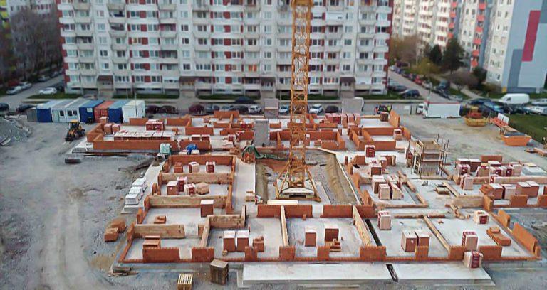 Rezidencia Kyjevská novostavba Levice